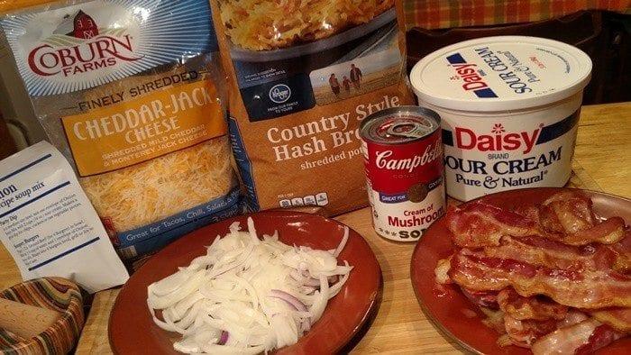 One-Pot Bacon Potato Casserole