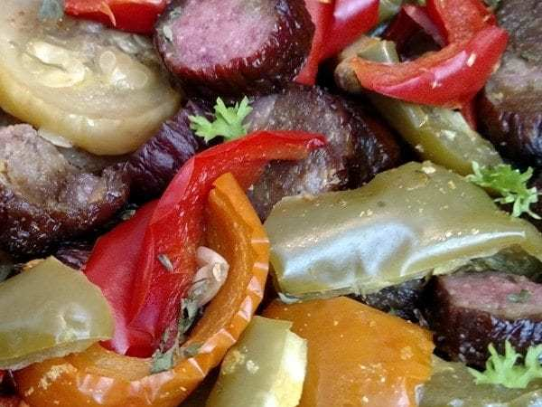 crock-pot-sausage-dinner