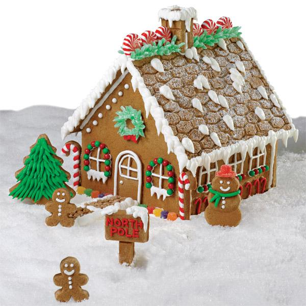 Build Your Dream Gingerbread House Part One