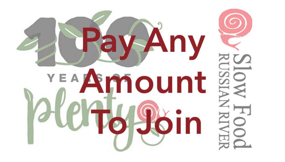 100 Years of Plenty Campaign. Pay Any Amount To Join.