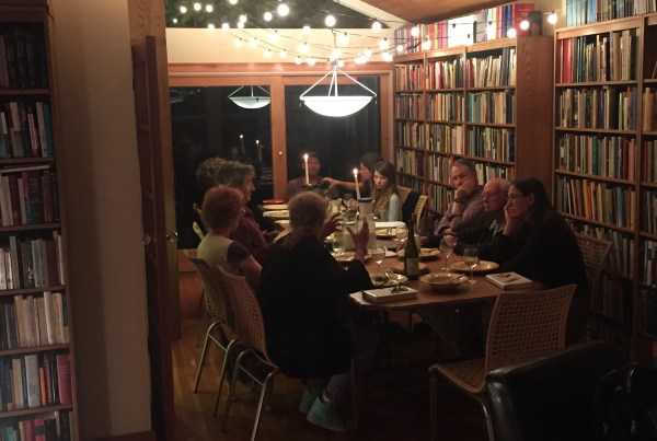 Spinning gold from dross in the Slow Food Russian River Book Group