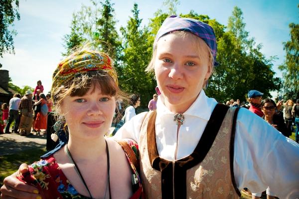 Swedish Midsummer 101