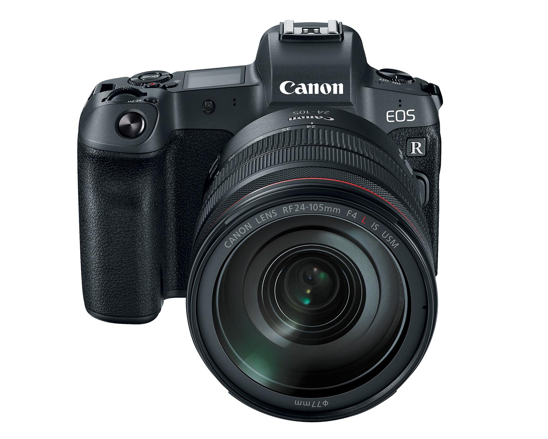 Arresting Canon Announces Mirrorless Canon Eos R Is Here Canon Announces Mirrorless Canon Eos R Canon Full Frame Pancake Lens Canon Full Frame 4k dpreview Canon Full Frame
