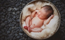 Newborn Session: Sebastian