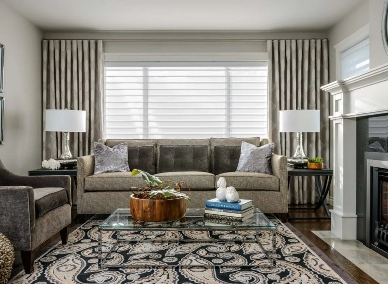 Large Of Curtains For Living Room