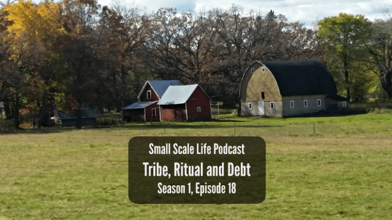 Real Estate; Debt; Dave Ramsey; Paying off Debt; Homestead; Goals; Vision; Sustainable Life; Jack Spirko; Rural Living; Rural Life; Property; Podcast; Tribe; Ritual