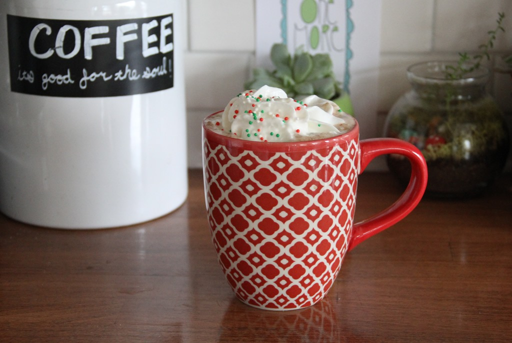 how to make hot chocolate coffee at home