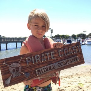 Pirate Coast Paddle Company – Epic Summer Camp!