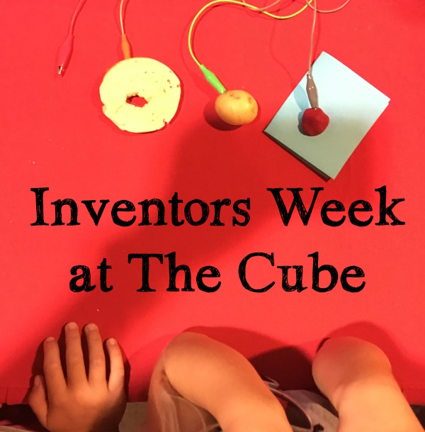 inventors week at the cube