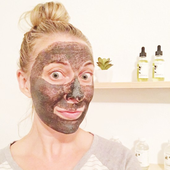 Bambu Earth Kelp Charcoal Mask