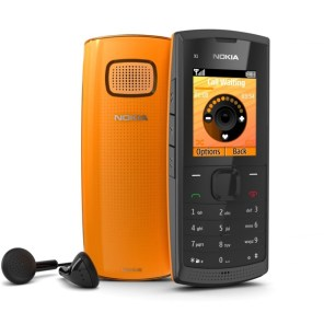 nokia-x1-00-orange-back-and-black-front-with-headphones