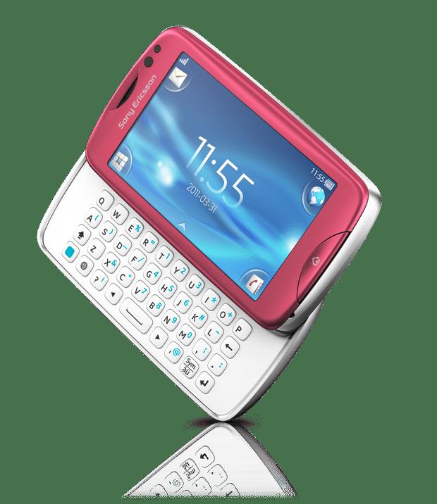 Sony Ericsson Txt Pro Claro Chile Equipos