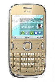 nokia-asha-302-golden-light