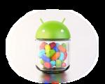 Primeras compilaciones AOKP y MIUI basadas en Jelly Bean disponibles