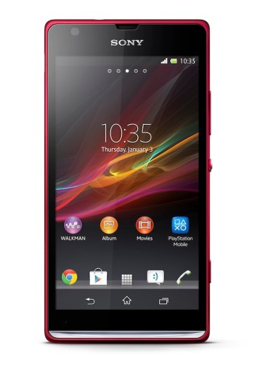 13_Xperia_SP_Front_Red
