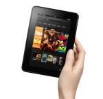 Amazon distribuye los tablets Kindle Fire HD en más de 170 países