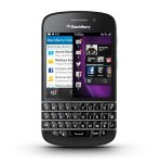 Ventas del BlackBerry Q10 superan al iPhone 5 y Galaxy S4 en Francia