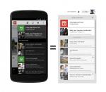 Google+ para Android actualizado con notificaciones sincronizadas y nuevo menú