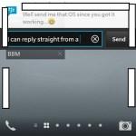 BlackBerry 10.2 se filtra revelando notificaciones interactivas