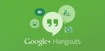 Google Hangouts actualizado correcciones para mensajería SMS y grupal