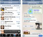 WhatsApp recibe actualización para iOS 7 con nuevas funciones