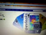 Samsung Galaxy S5 Dx. se filtra