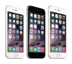 Apple vende 10 millones del iPhone 6 y iPhone 6 Plus en el fin de semana