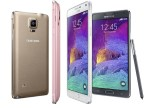 Samsung vende 4.5 millones de Galaxy Note 4 en un mes