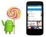 Google anuncia Android 5.1 Lollipop