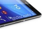 Sony Xperia Z4 se filtra en fotos de prensa