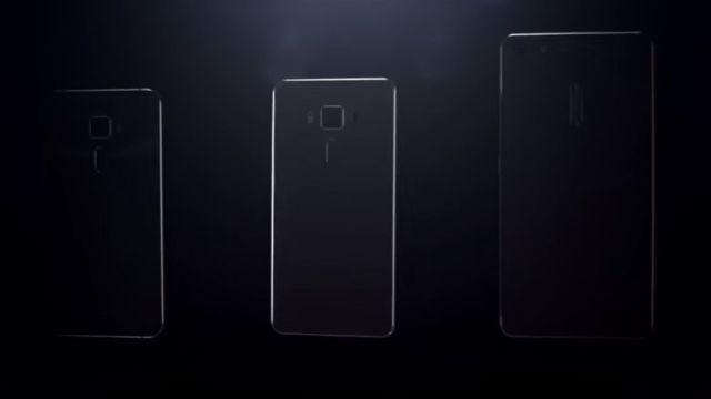Asus ZenFone tres teaser
