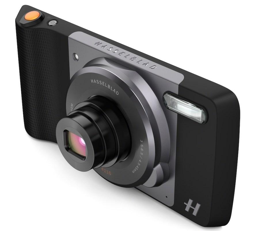 Hasselblad True Zoom anunciado por Motorola