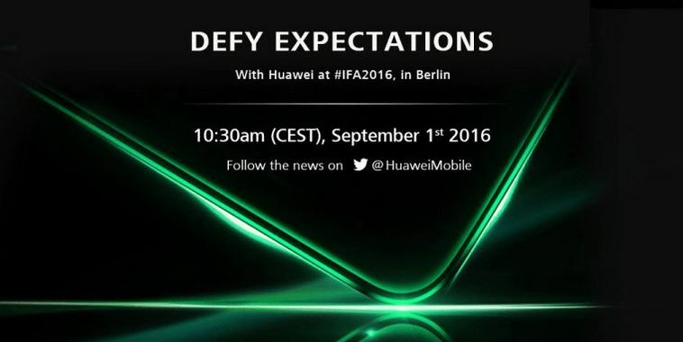 Huawei IFA 2016 evento