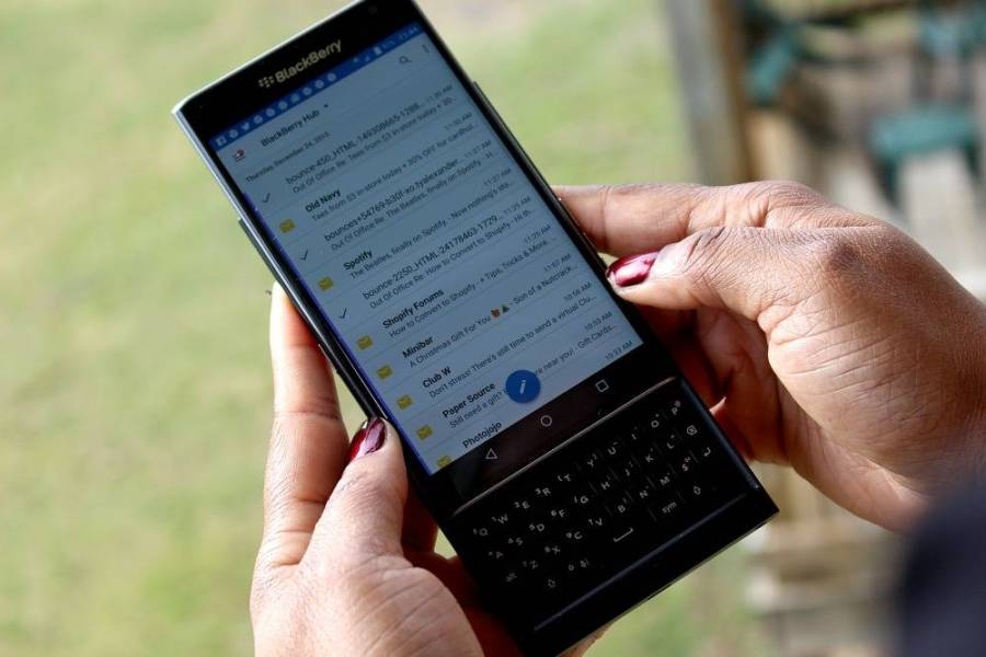 BlackBerry Hub+ libre para aparatos Android™ Marshmallow