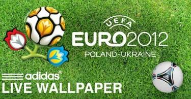 adidas EURO 2012 Live Wallpaper