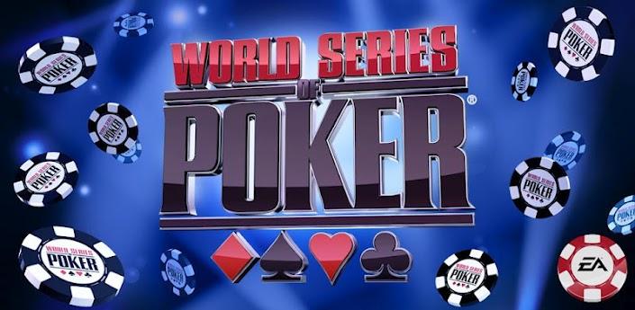 World Series of Poker Header