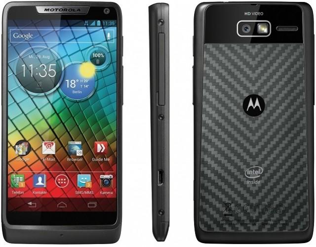 Motorola RAZR i Produktbild