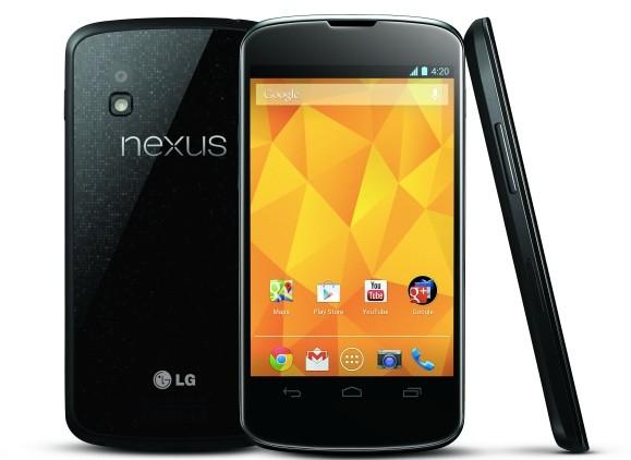 LG Nexus 4 Produktbild