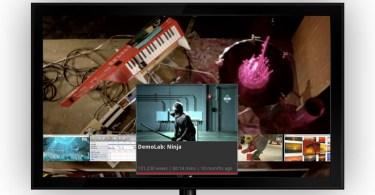 Google TV YouTube Screenshot