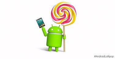 nexus 9 android lollipop
