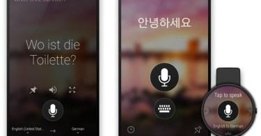 Microsoft Übersetzer Android