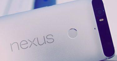 Nexus Schriftzug 2016