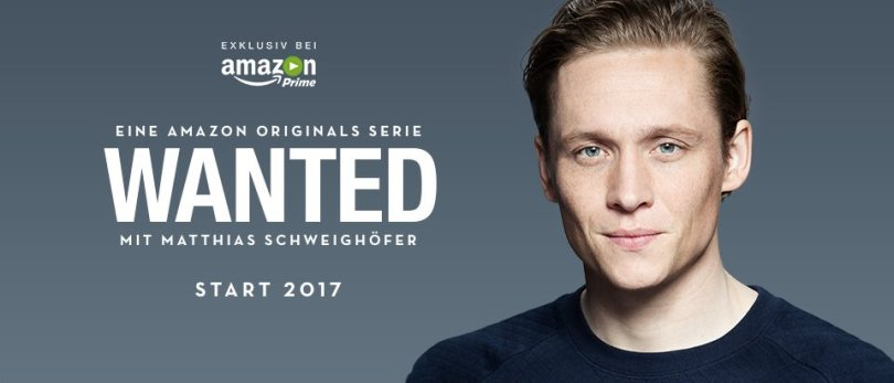 Wanted, Amazon Serie
