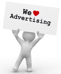 Advertise products