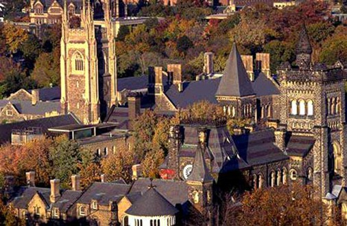 most famous university of toronto in canada