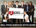 Sell your services with Zjobs and make money!