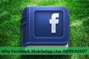 Why Facebook Mobile-App Use Increased 115% in 2013?