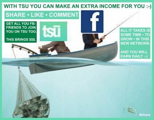 2. tsu.co with new appealing offer