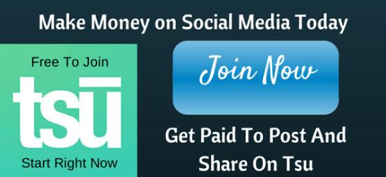 make money on tsu.co