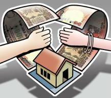 law of property share after divorce in india